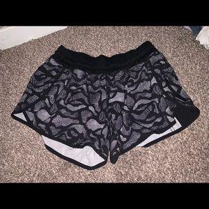Lululemon tracker shorts 12